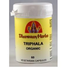 Triphala Capsules - Three Fruits for Colon Care